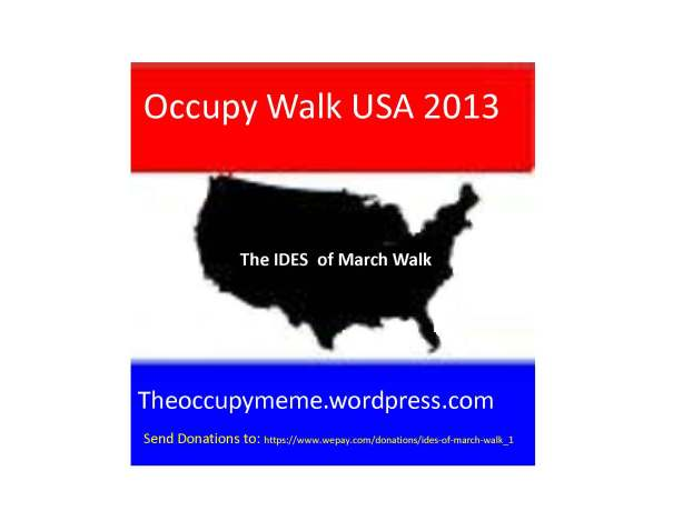 IDEAS OF MARCH WALK 2013 LOGO